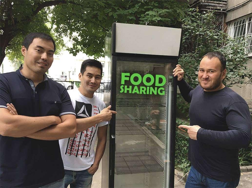 Три общественных холодильника скоро установят в Алматы