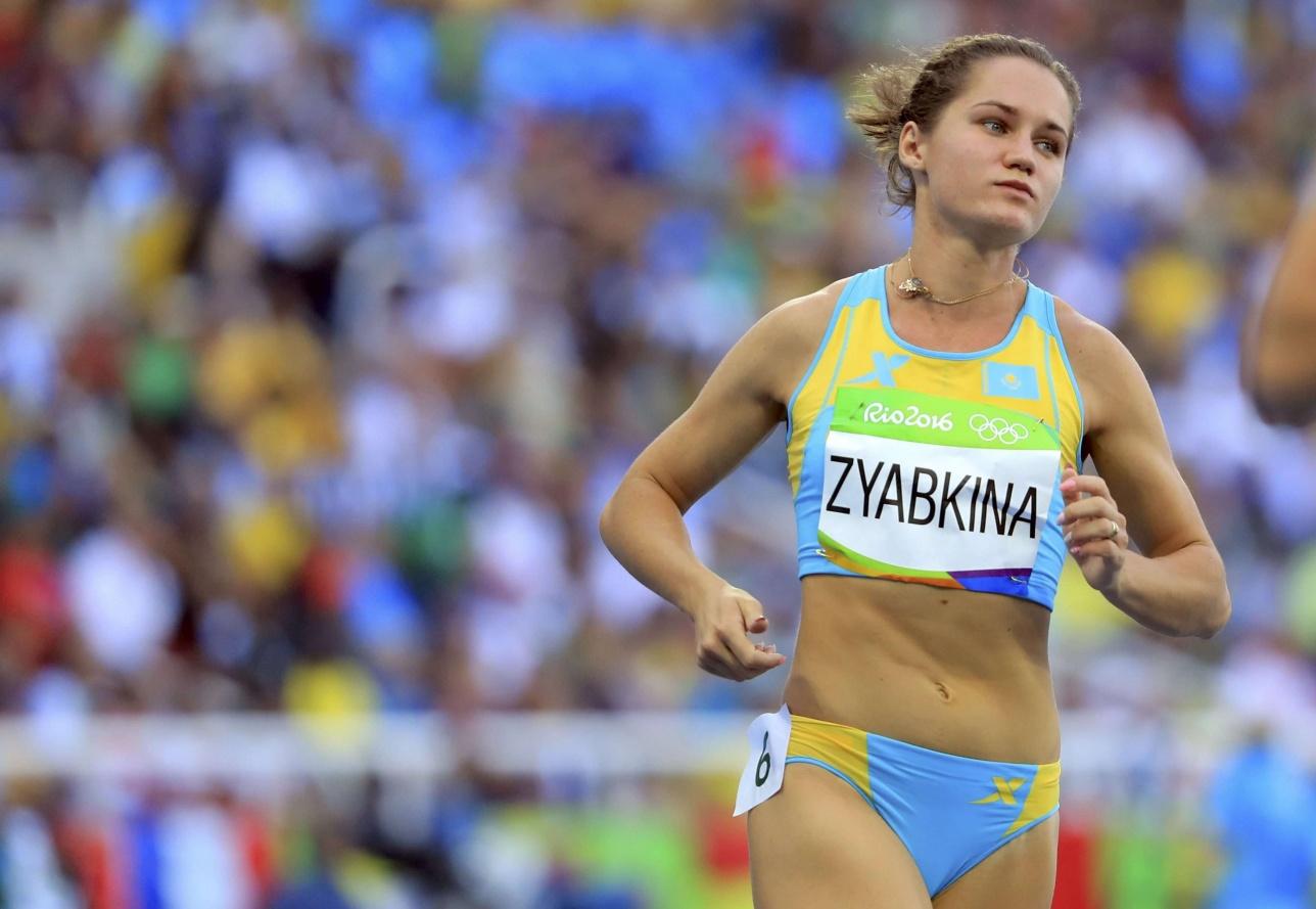 Виктория Зябкина