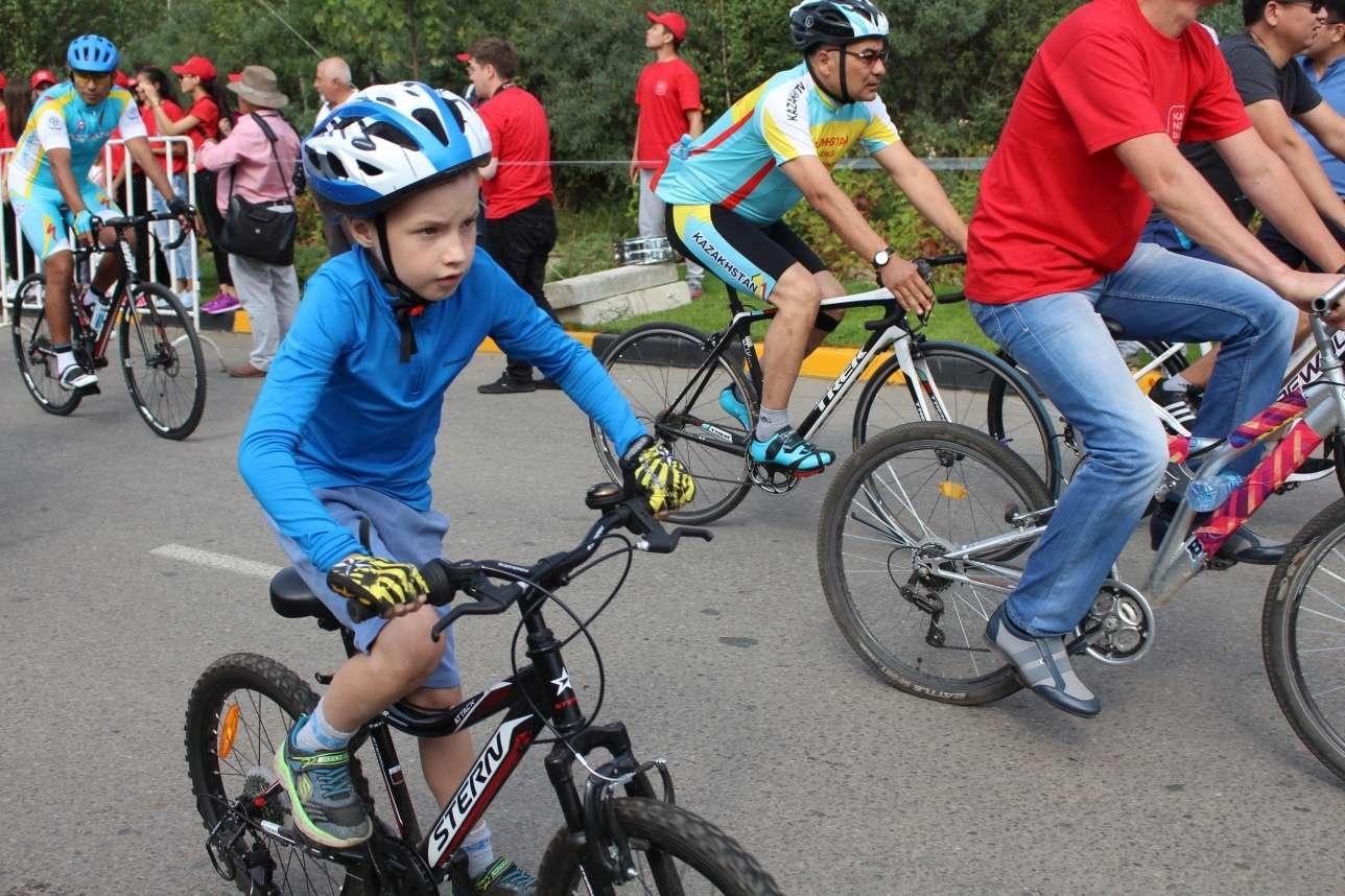 Прошлогодний велопробег побил все предыдущие рекорды по сборам и количеству участников