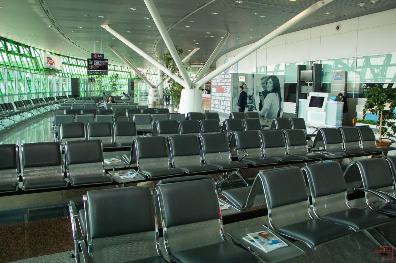 В терминале Т2 стало больше места для пассажиров внутренних рейсов