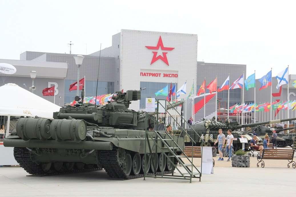 """Военно-технический форум """"Армия-2017"""""""