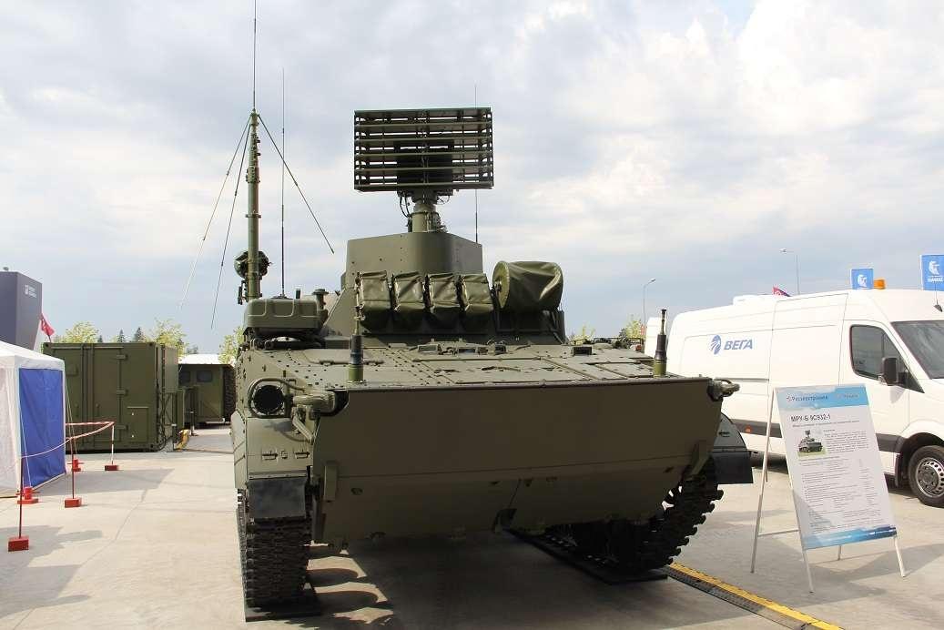 Демонстрация военной техники