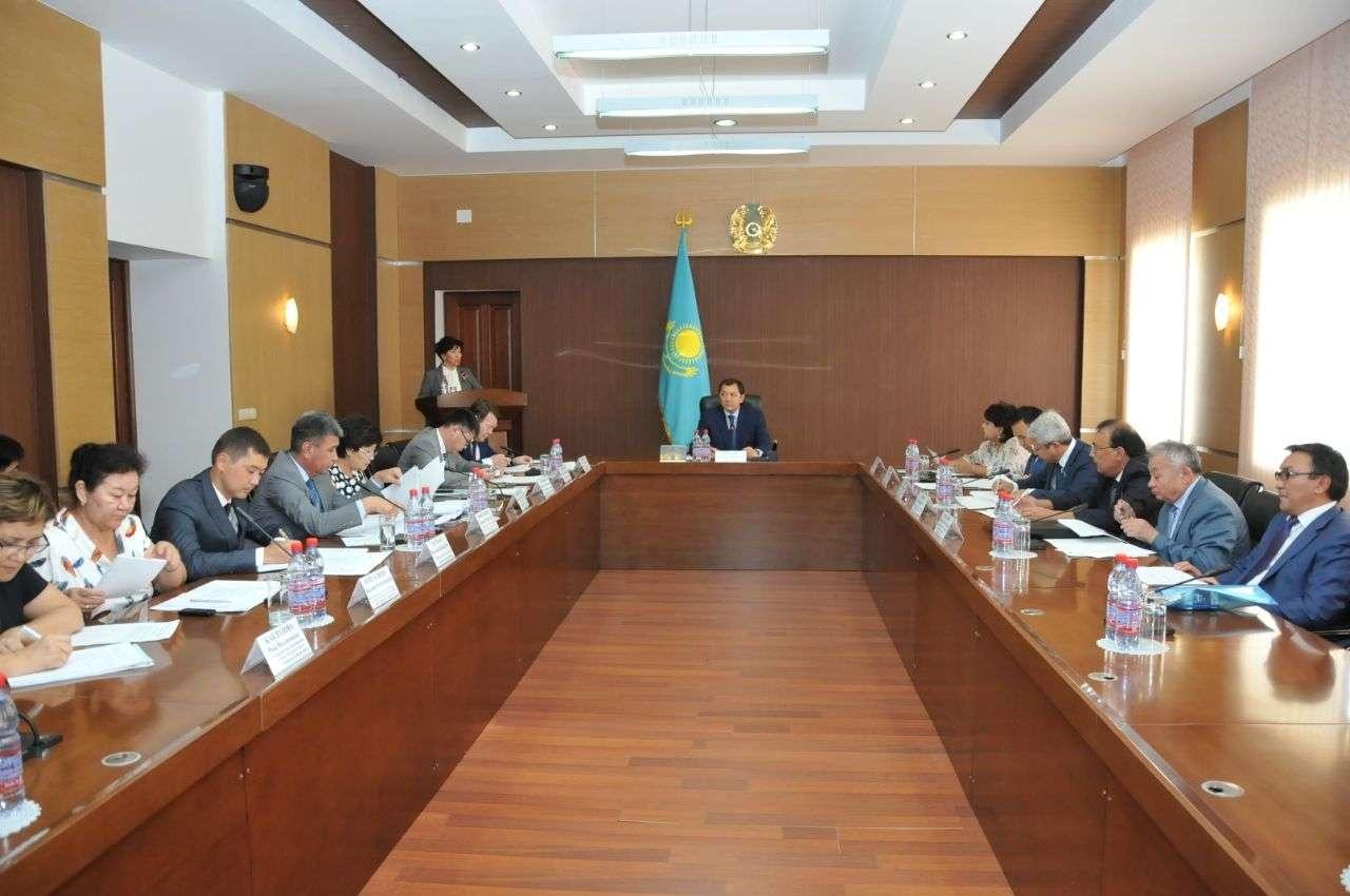 222 студента Атырауской области получат специальности за счёт местного бюджета