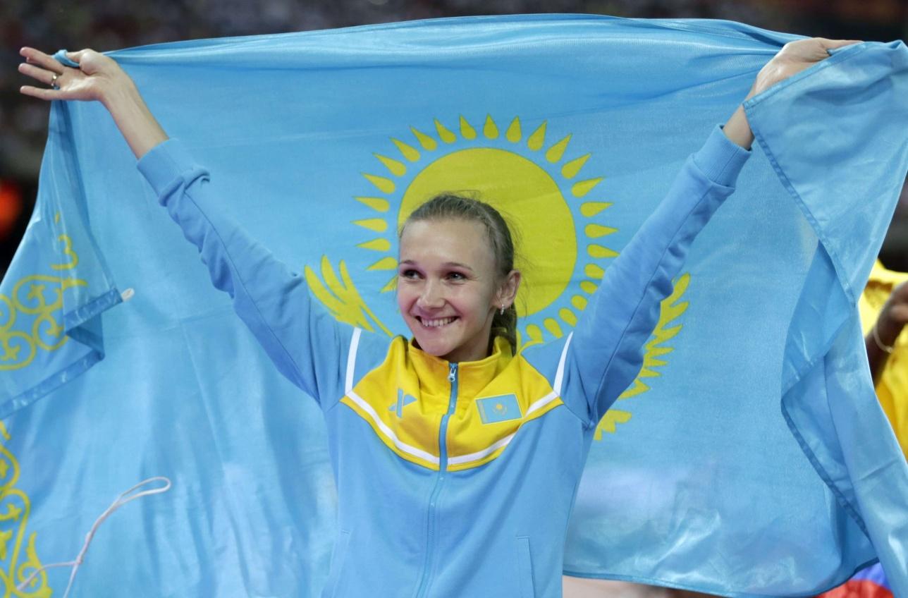 Ольга Рыпакова продолжает прославлять Казахстан в мировой лёгкой атлетике