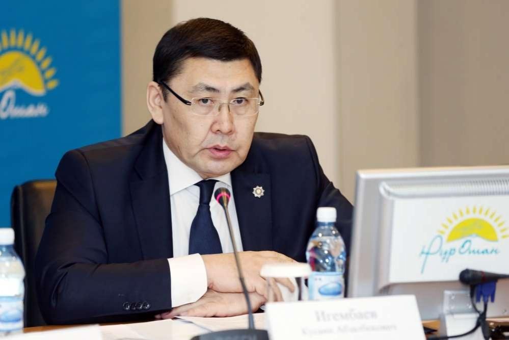 Кусаин Игембаев