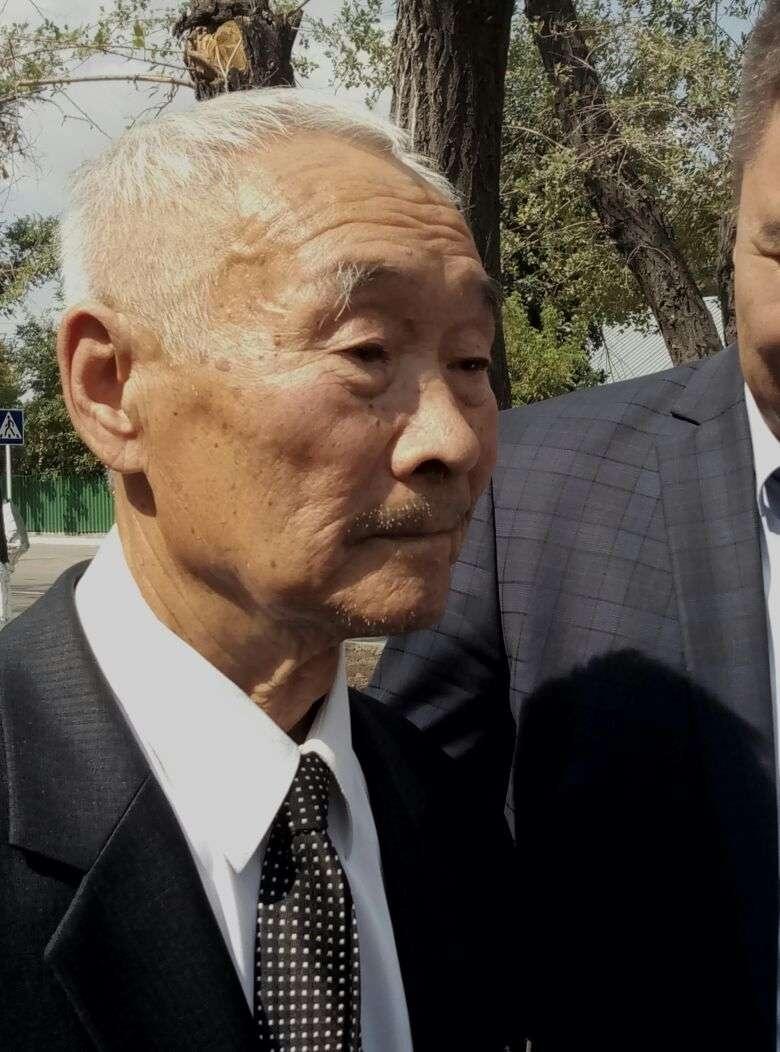 Роберт Цой