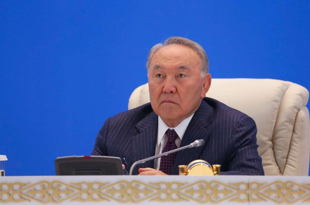 Назарбаев высказался по поводу ядерной угрозы