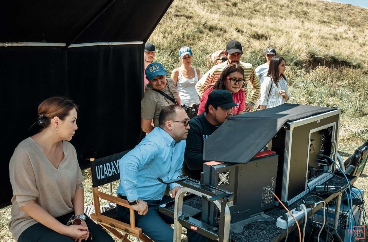 Cъёмки фильма проходят в Алматинской области