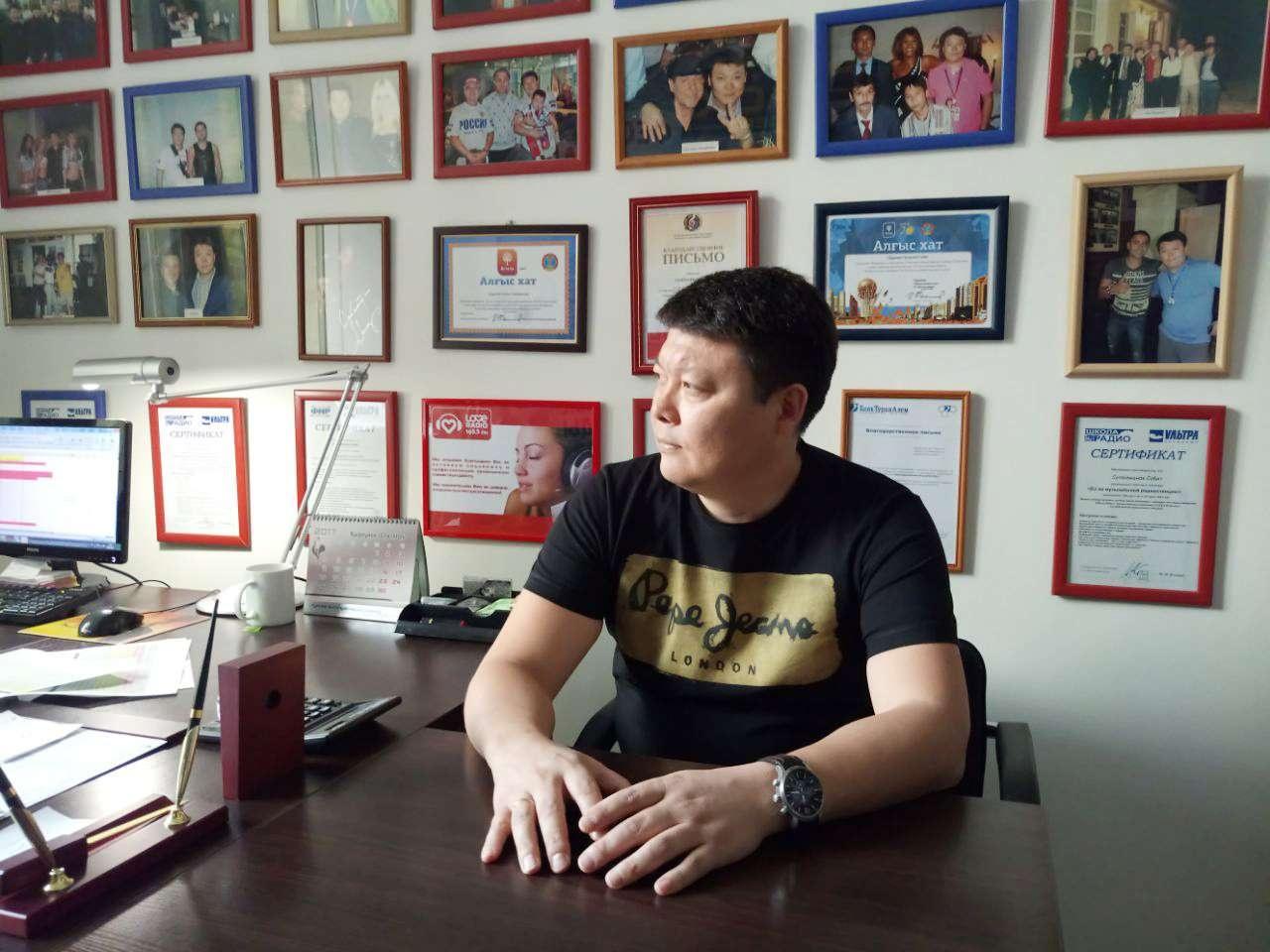 Сабит Сулейменов открывает дорогу в Казахстан самым именитым звёздам