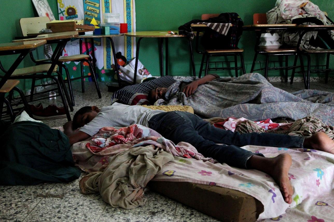 Гуманитарная помощь потребуется всем жителям Карибского бассейна