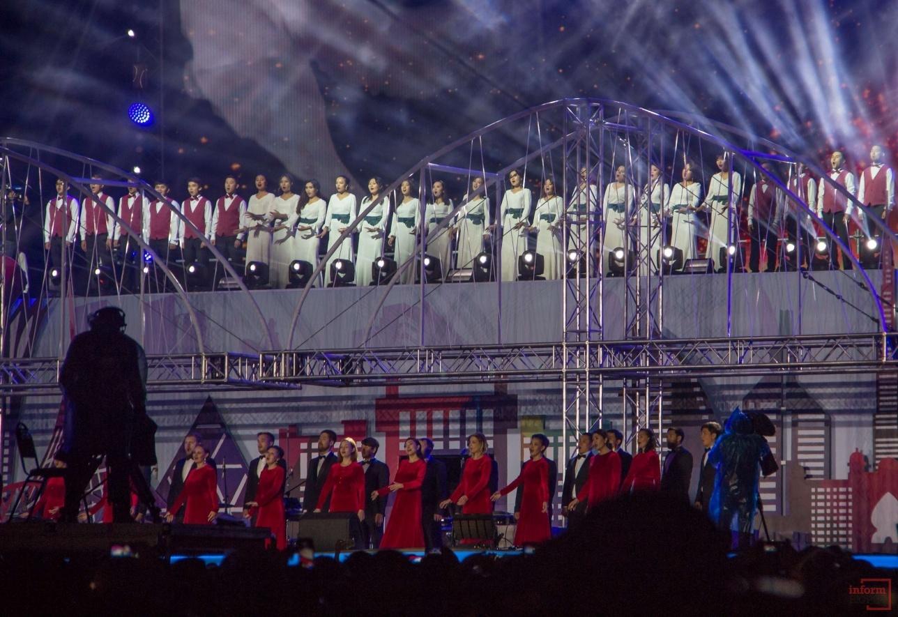 Концерт в амфитеатре