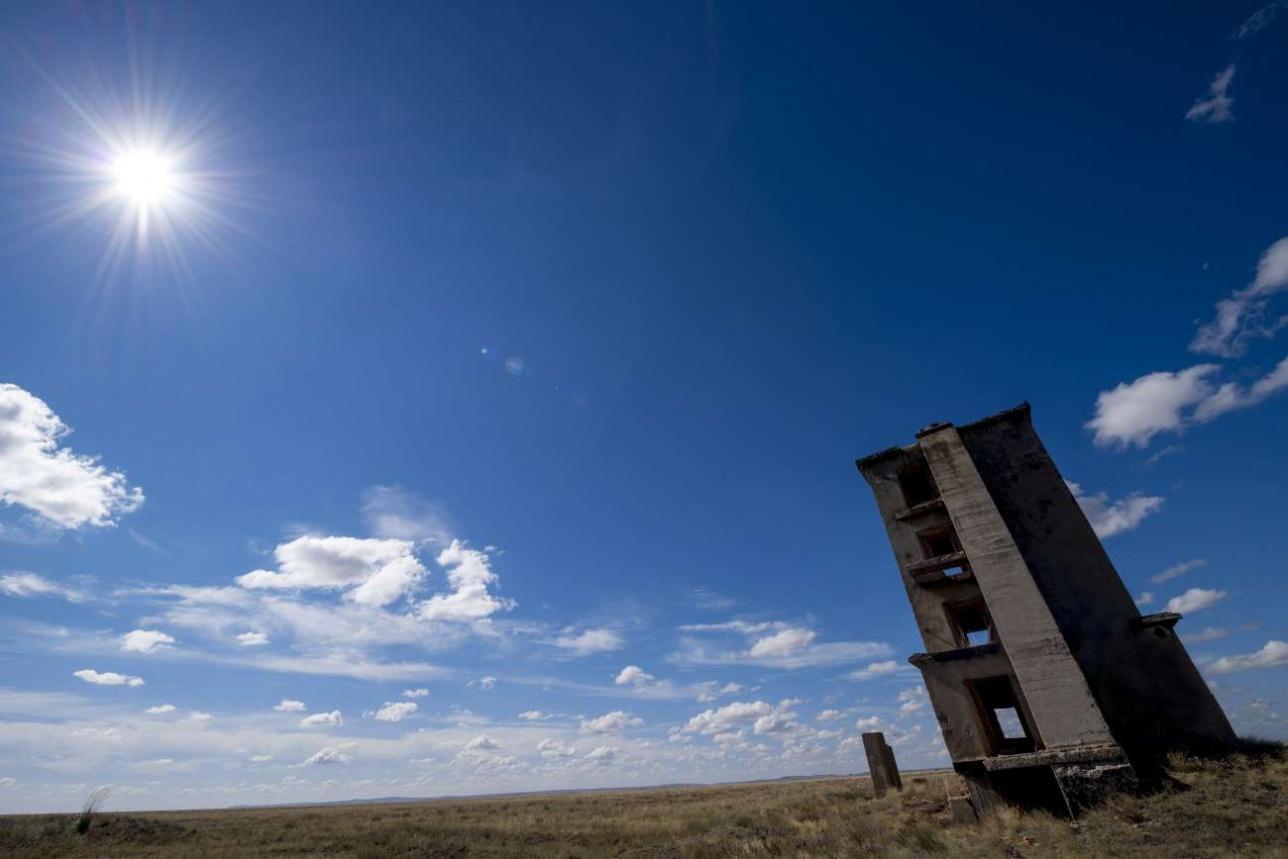 """""""Атомное Солнце"""" в этих местах больше уже никогда не взойдёт"""