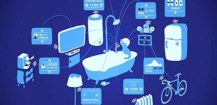 Всё большее количество устройств связаны между собой без посредничества человека