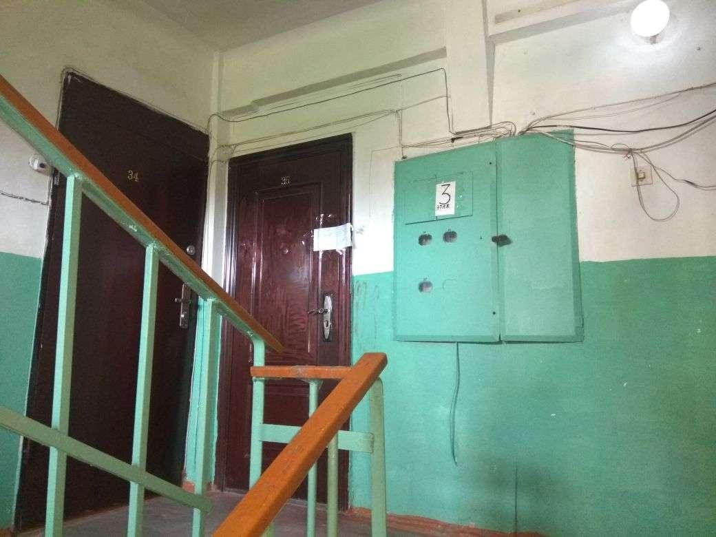 Квартира, где найдены тела детей