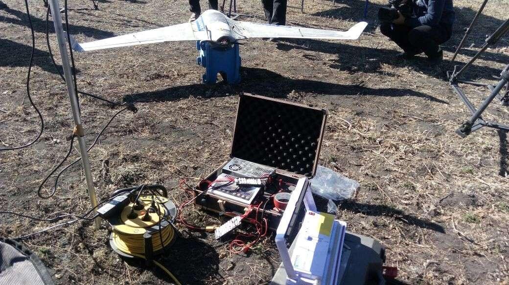 Почтовый беспилотник может пролететь до 100 км с грузом до 2 кг