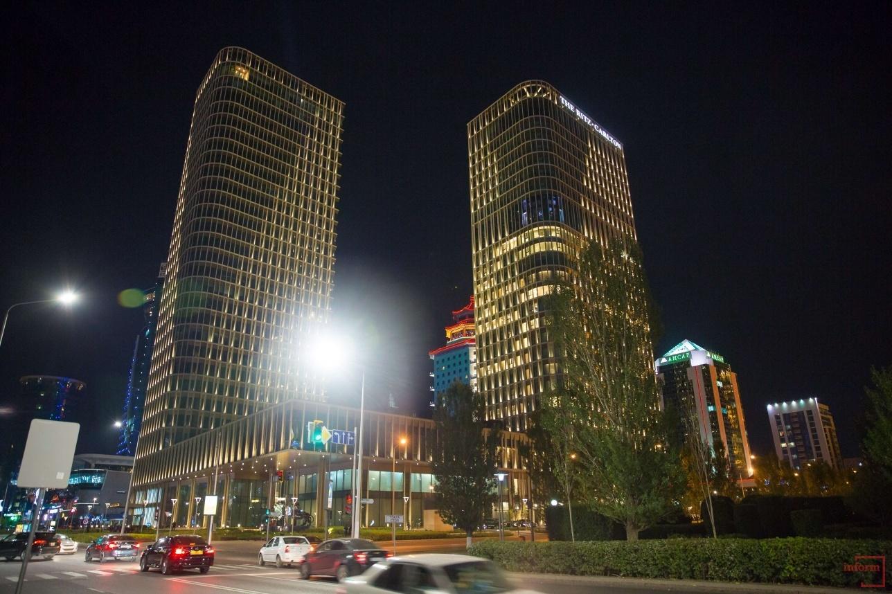 На 18 этаже расположился ресторан Selfie
