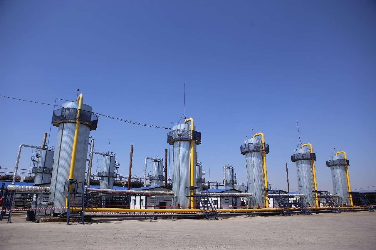 """""""Газпром нефть"""" модернизирует завод по производству битума в ЮКО"""