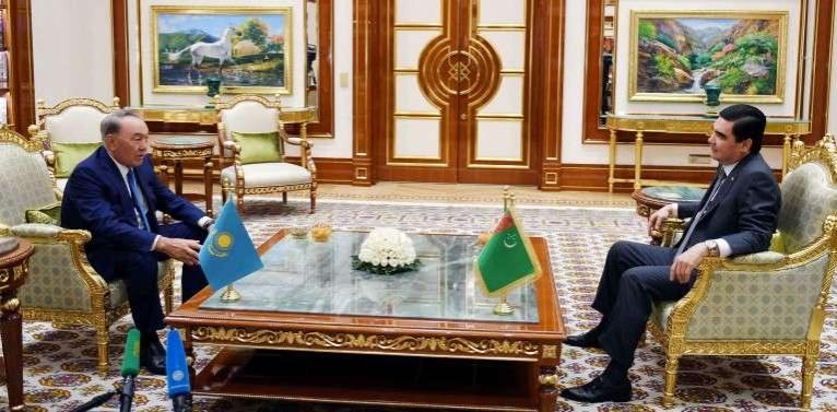 Президенты обсудили вопросы двухстороннего партнёрства