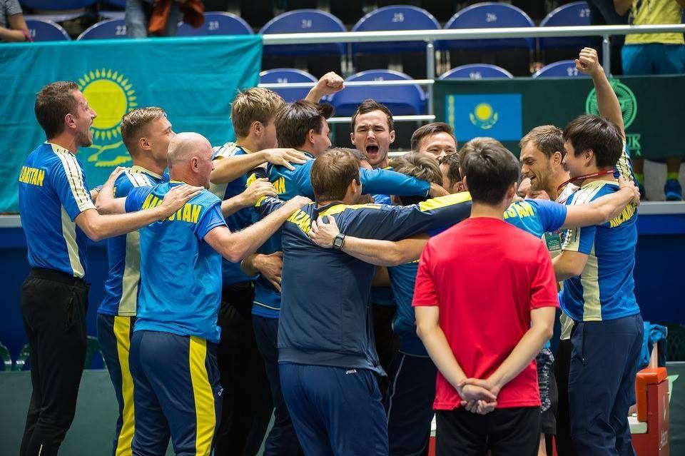 Казахстан одержал победу над Аргентиной