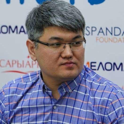 Историк Радик Темиргалиев
