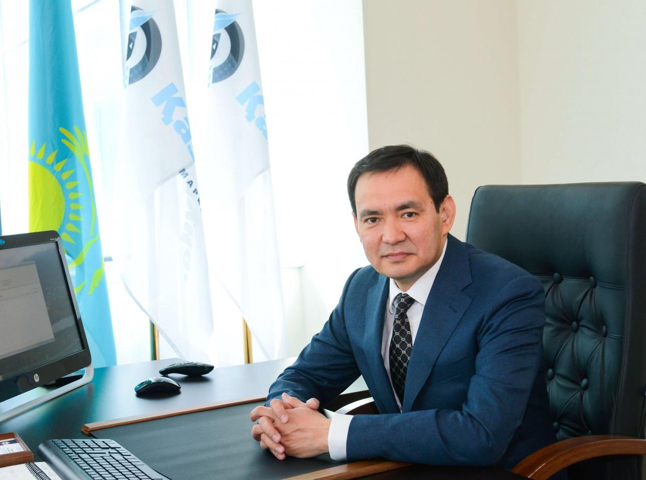 Нуркен Мурзагалиев