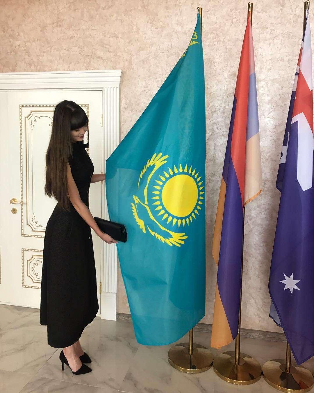 Сабина Алтынбекова в Актобе