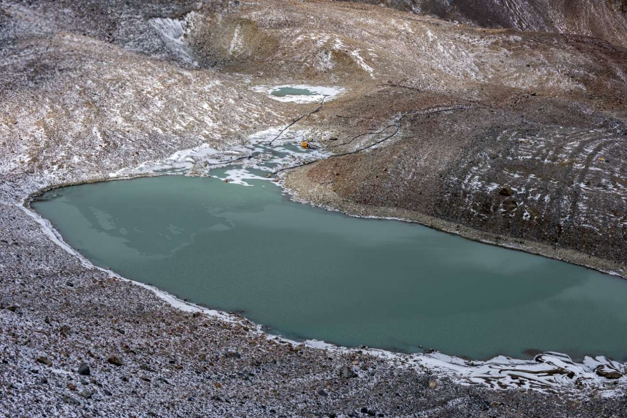Моренное озеро – это очень нестабильный природный водоем