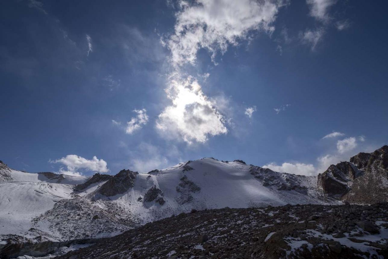 Погода в горах весьма переменчива