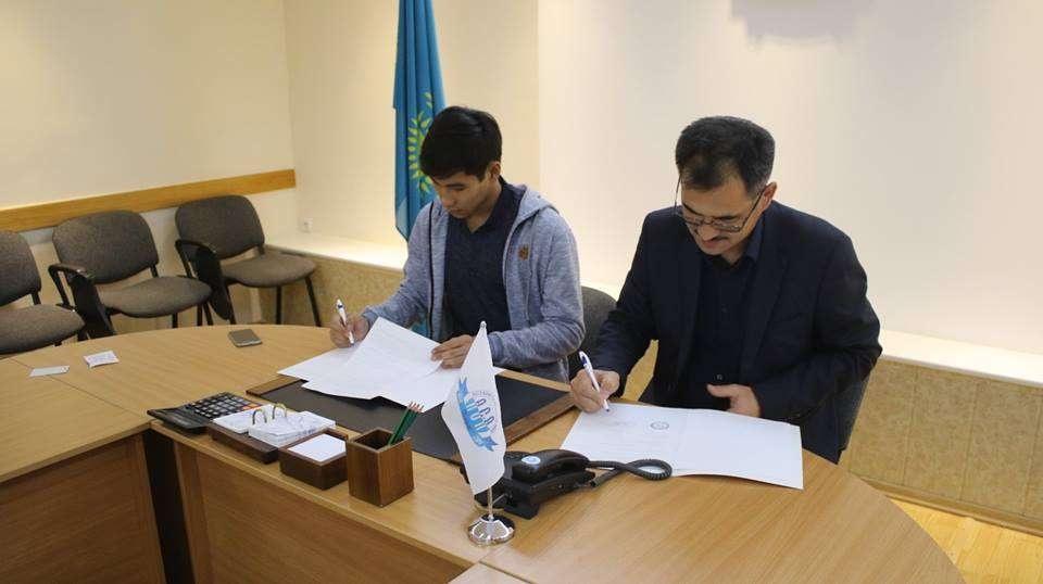 Предприятие заключило соглашение со студентом-новатором