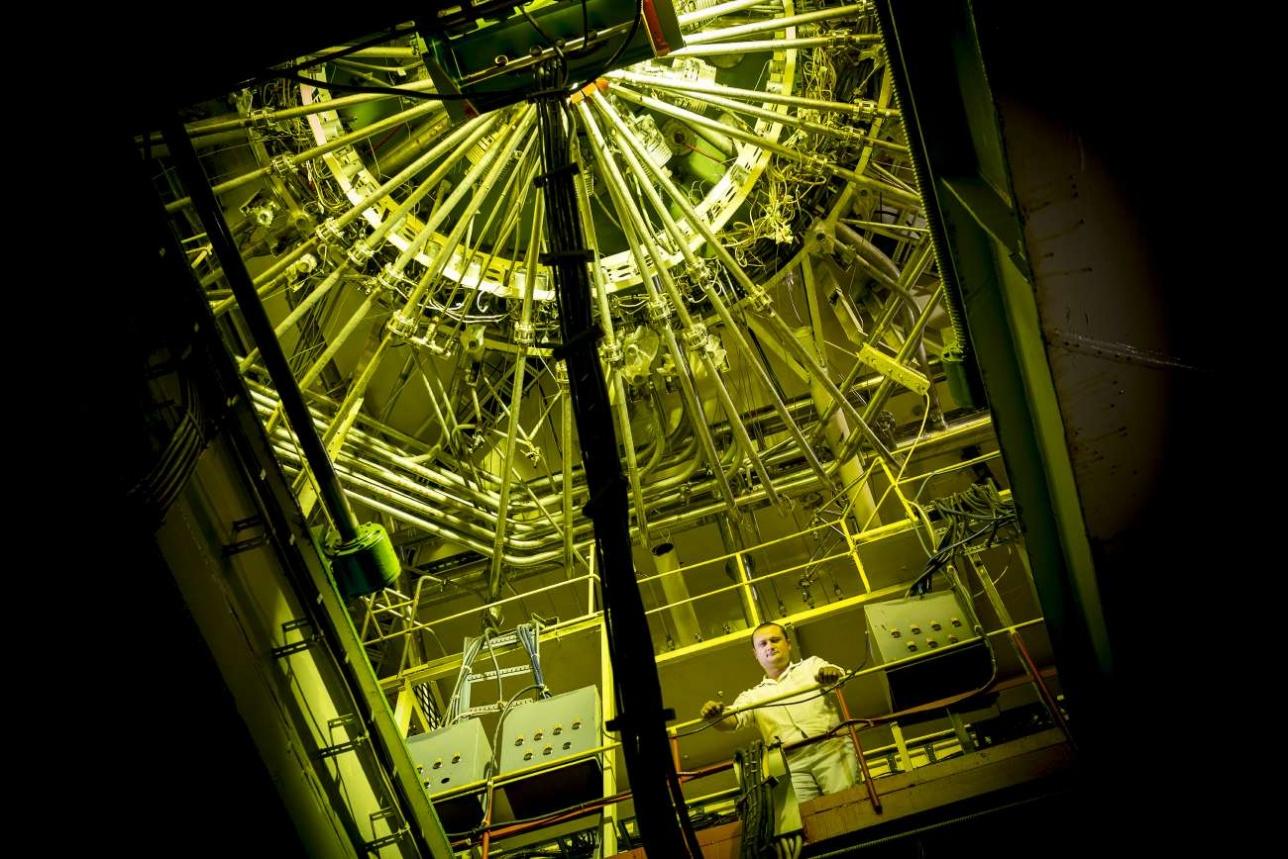 Реактор ИВГ.1М