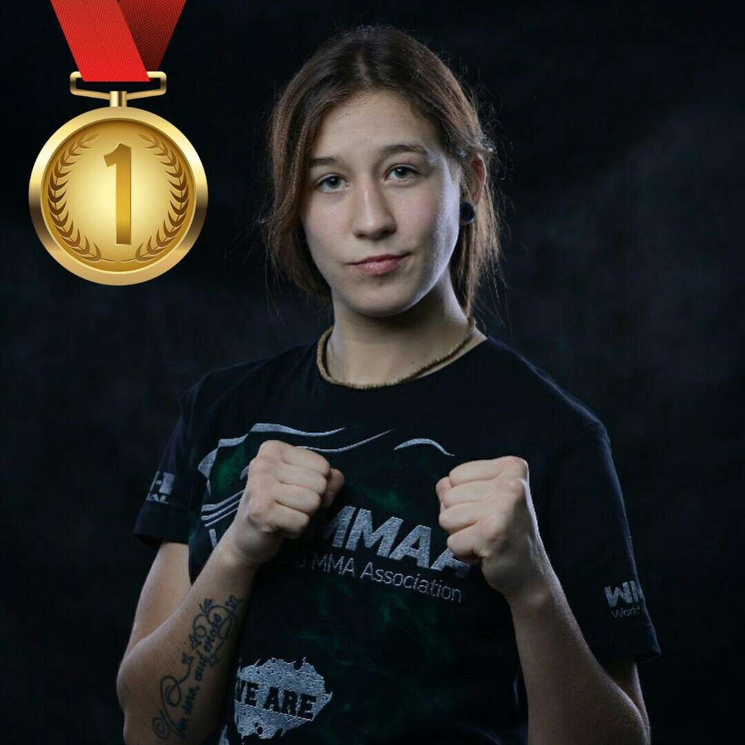 Мария Агапова