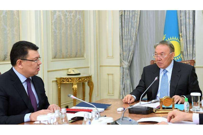 Мемлекет басшысы Нұрсұлтан Назарбаев Энергетика министрі Қанат Бозымбаевқа сөгіс жариялады