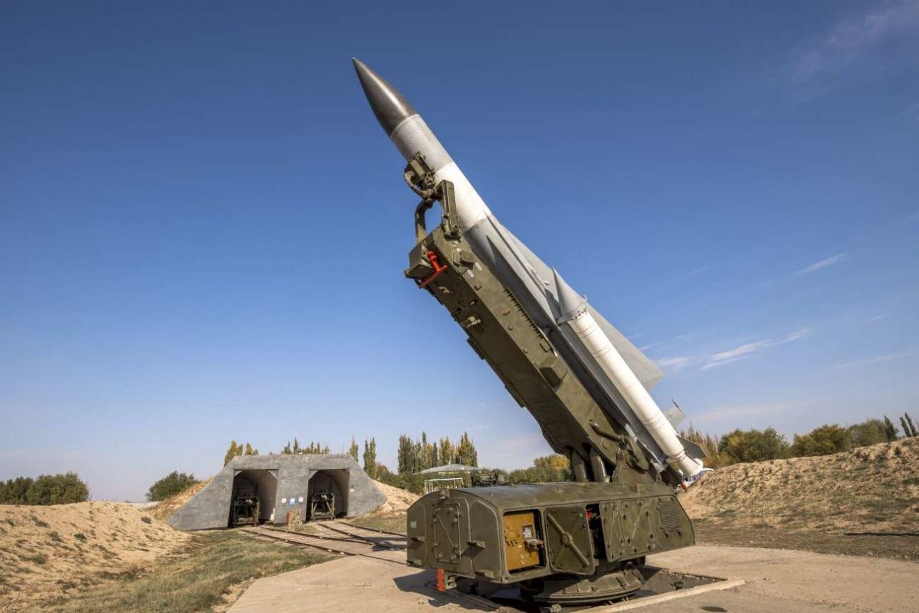 Ракета готова к запуску