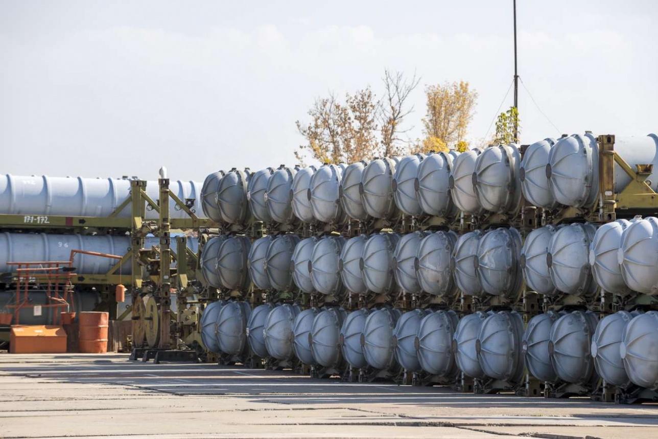 Транспортно-пусковые контейнеры для ракет