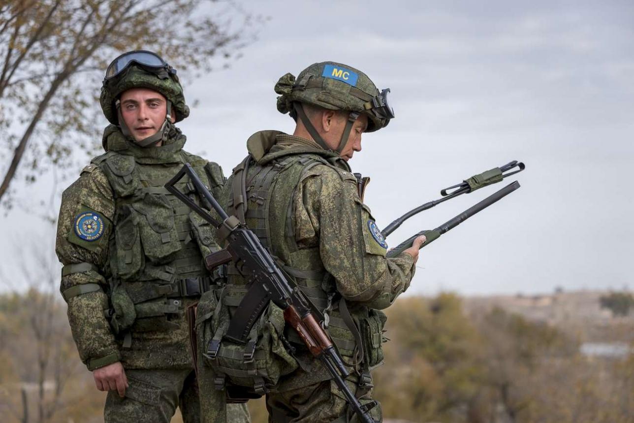 Российские связисты