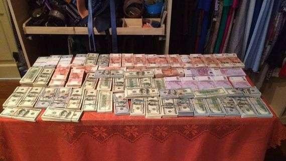 Найденные деньги в доме Бельянинова