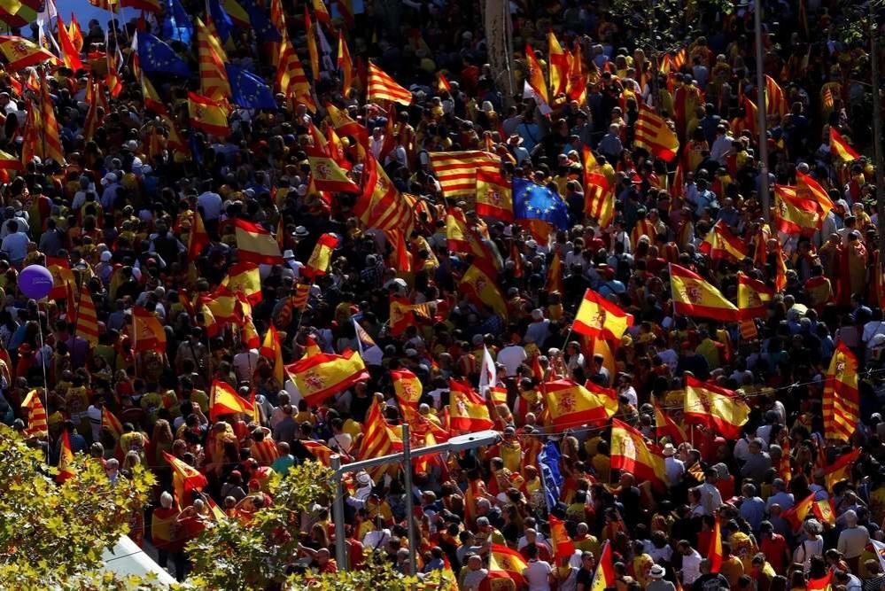 По данным организаторов, в митинге приняли участие около 1,6 млн человек