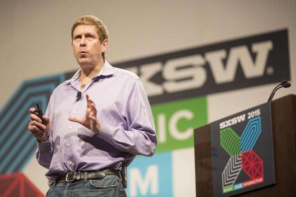 Хью Форрест, программный директор фестиваля South by Soutwest