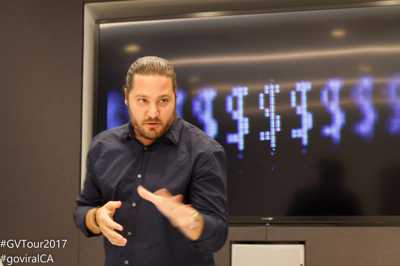 Питер Корбетт, CEO цифрового рекламного агентства iStrategyLabs