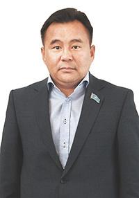 Мейржан Ундиргенов