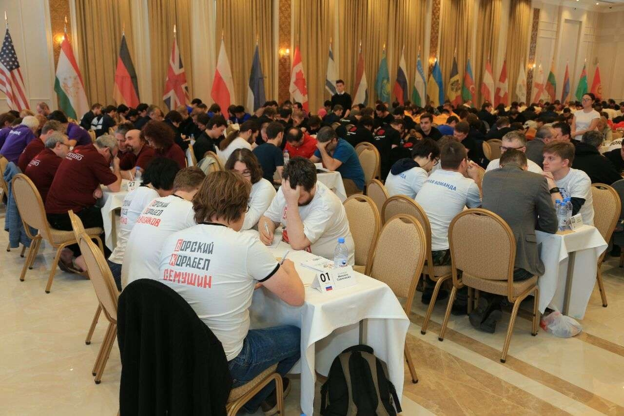 В юбилейном чемпионате приняли участие команды 26 стран