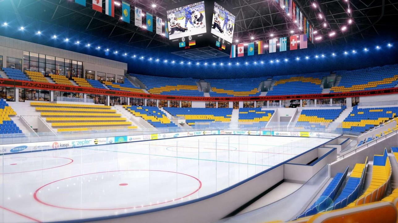 Любители фигурного катания в Алматы не могут бесплатно тренироваться на объектах Универсиады