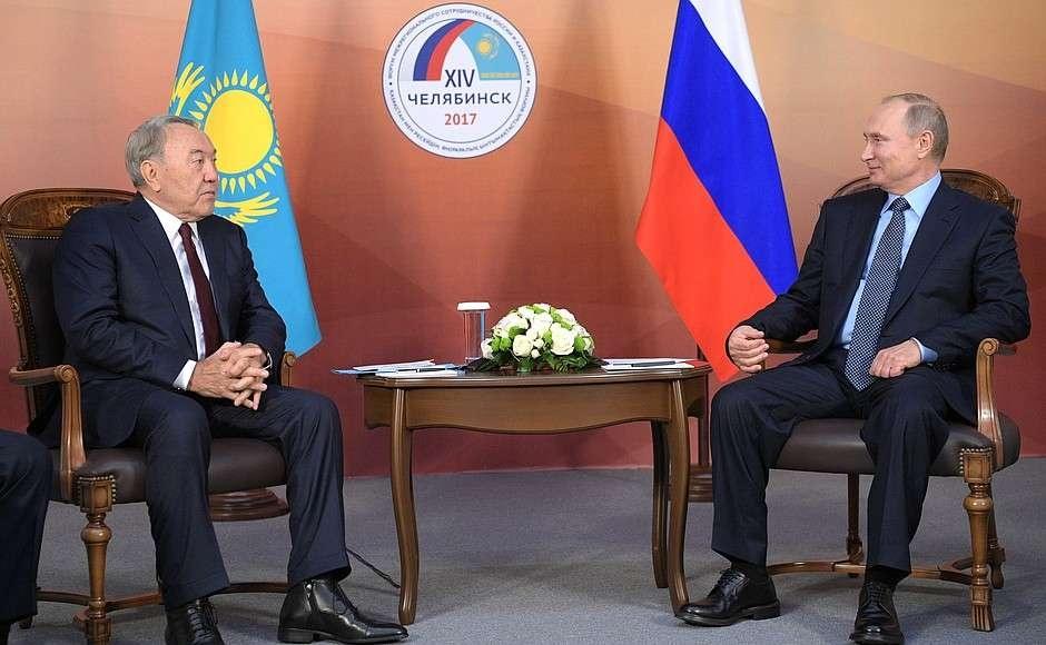 Президенты: Казахстана и России договорились о наращивании сотрудничества