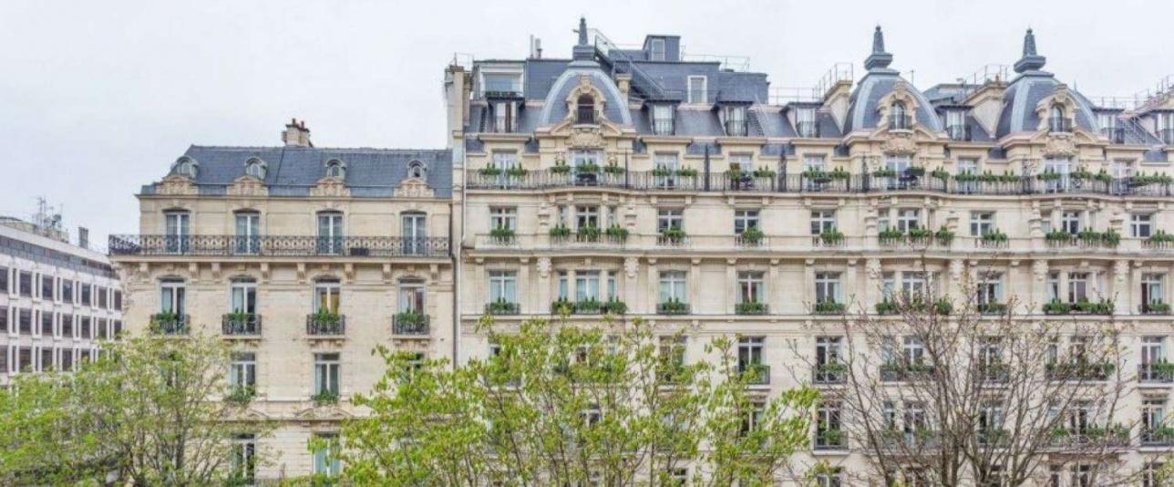 Дом, в котором расположена квартира за 65 млн евро