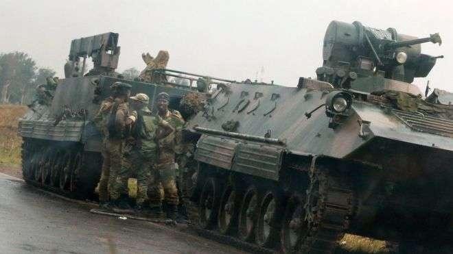 Военные штурмом захватили здание национальной телекомпании