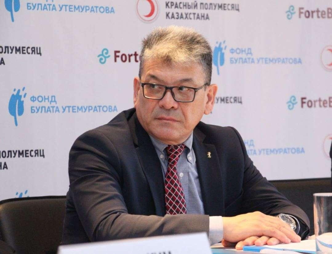 Марат Айтмагамбетов, Фонд Булата Утемуратова