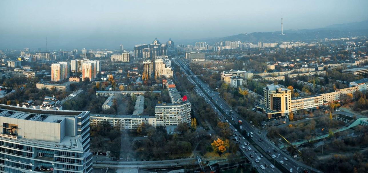 Самая большая проблема Алматы - это экология