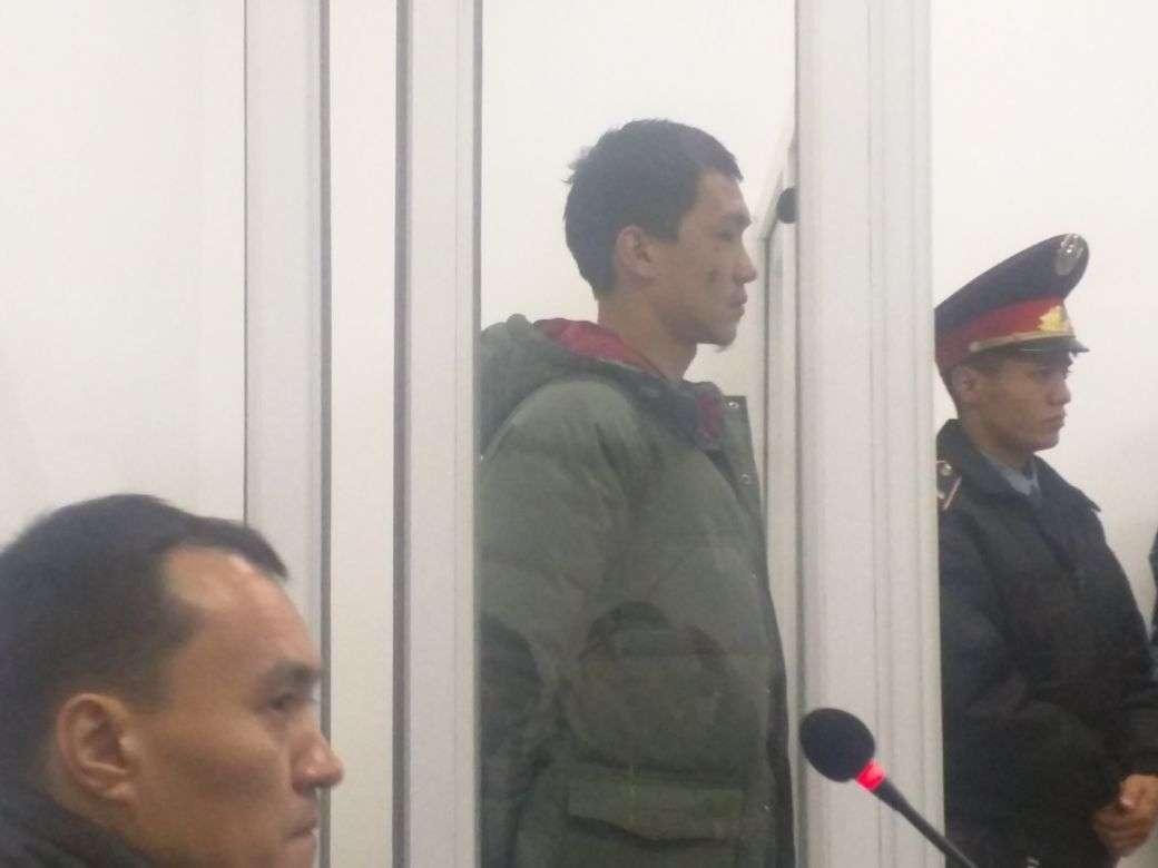 Даурен Алеуханов в суде