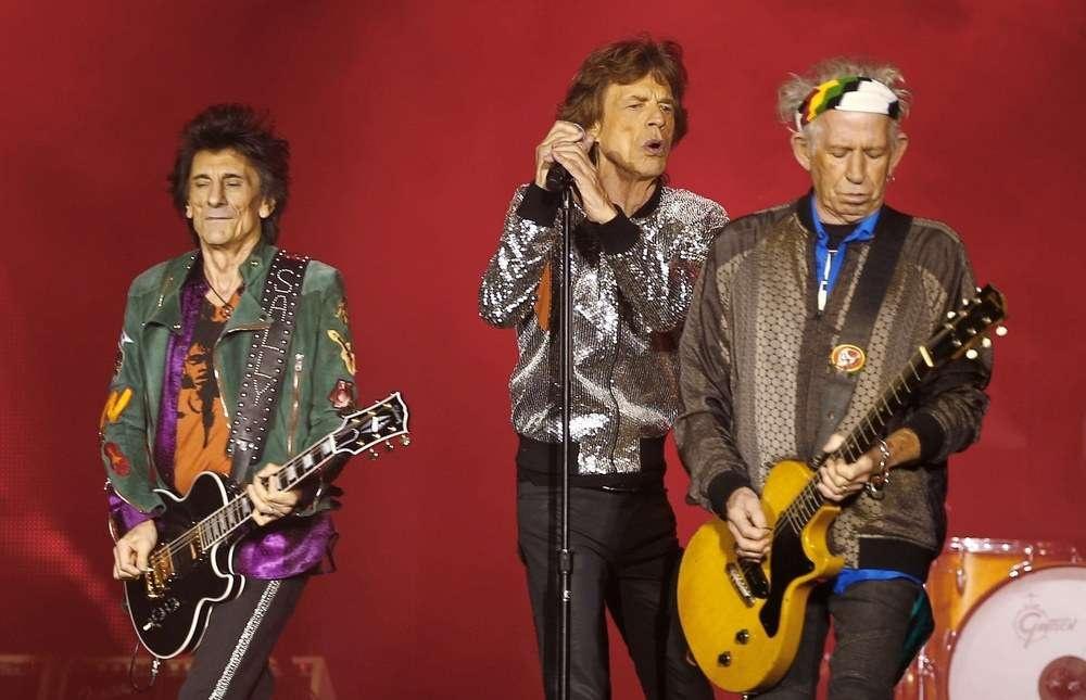 Концерт Rolling Stones в Гамбурге прошёл 9 сентября