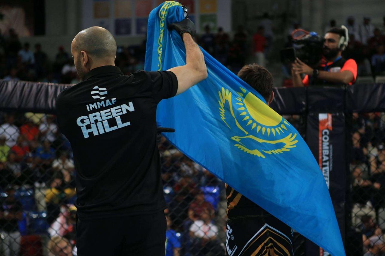 Казахстанцы принесли сборной четыре медали